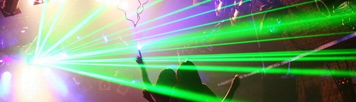 Discothek mit Lichtshow - mobile-disco.at