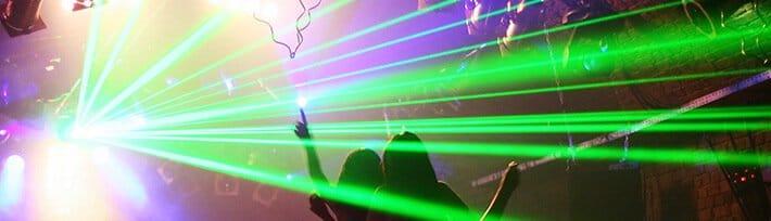 Discothek mit Lichtshow - mobile-disco.at