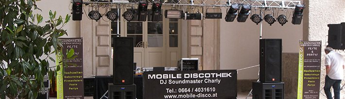 OPEN AIR Discothek - mobile-disco.at