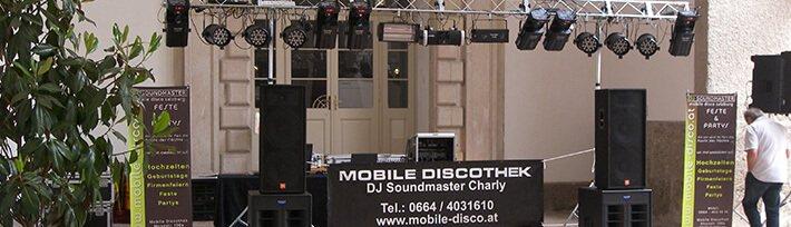 OPEN AIR Discothek - mobile-disco.at