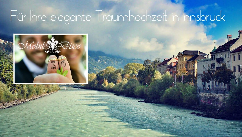 DJ für Traumhochzeit in Innsbruck buchen