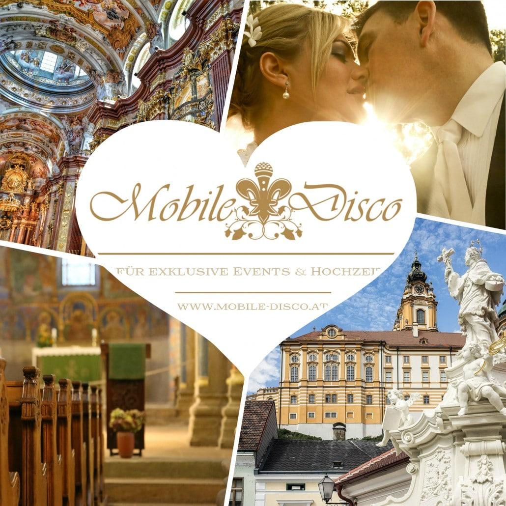 Hochzeits DJ Kloster Melk