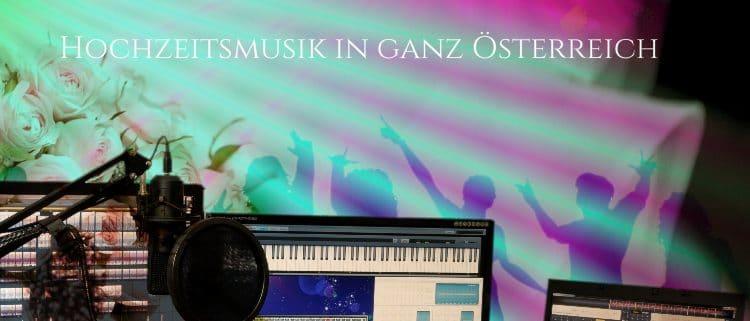 Hochzeitsmusik Österreich - mobile-disco.at