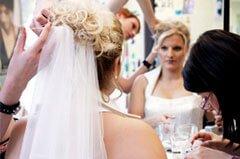 Heiratsvorbereitung