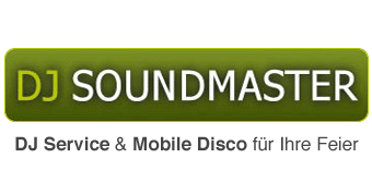 DJ Soundmaster - Ihr Hochzeits DJ & Event DJ